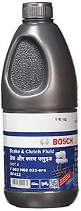 Bosch Transmission Mechanism Brake Fluids F002H60021- for Both Two Wheelers & Four Wheels