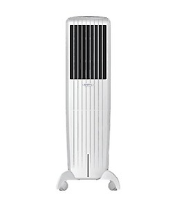 Symphony Diet 35T Sleek & Powerful Personal Tower Air Cooler 35-litres, Multi-Stage Air Purification, Honeycomb Pad, Cool Flow Dispenser & Low Power Consumption (White) price in India.