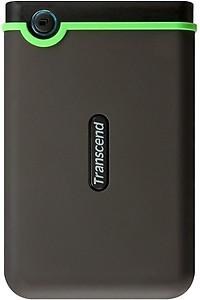 Transcend StoreJet-25M3 2 TB External Hard Disk (Black) price in India.