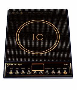Bajaj Majesty ICX 3 1400-Watt Induction Cooker (Black) price in India.