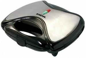 Nova NSM-2409 Grill, Toast(Black & Silver) price in India.