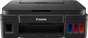 Canon PIXMA G2000 Multi-function Color Printer(Black, Ink Tank) price in India.