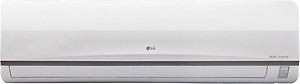 LG 1 Ton 3 Star Split Inverter AC - White(JS-Q12CPXD1, Copper Condenser) price in India.