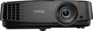 Benq MS504P DLP Business Projector 3,000 Lumens (800 x 600) price in India.