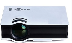 PLAY pp-004 (1800 lm / Remote Controller) Portable Projector(White) price in India.