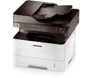 Samsung SL-M2876ND Multi-function Monochrome Printer(White, Toner Cartridge) price in India.