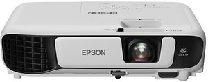 Epson EB-S41 LCD Projector 800x600 Pixels (SVGA) price in India.
