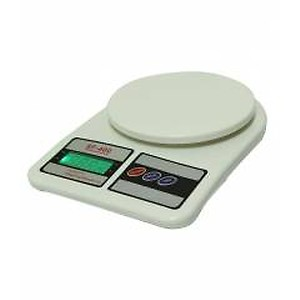 Weightrolux SF-400 Digital Kitchen Multipurpose 1g-10kg Weighing Scale